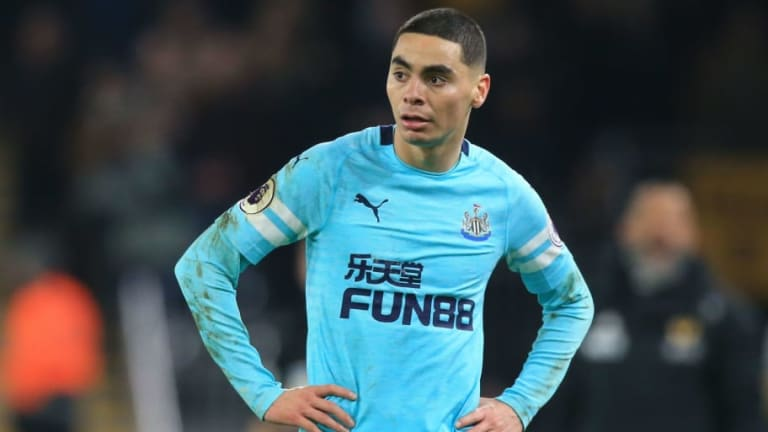 Agent Reveals Newcastle Star Miguel Almiron Rejected Chance to Join Arsenal in January