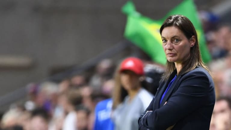 France Coach Admits USWNT Are 'Best in the World' Ahead of Women's World Cup Showdown in Paris
