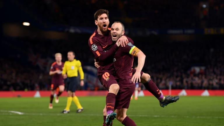 Ex-Inter Chief Reveals How Nerazzurri Tried to Sign Lionel Messi & Andres Iniesta