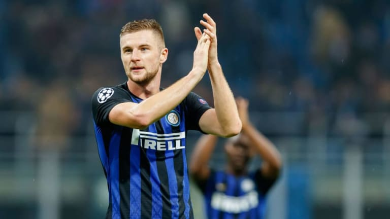 Milan Skriniar Reacts Furiously to Man Utd Links as Inter's Valuation of Defender Revealed