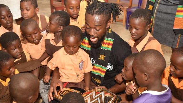 Kofi Kingston Aims to Inspire People All Around the World as WWE Champion