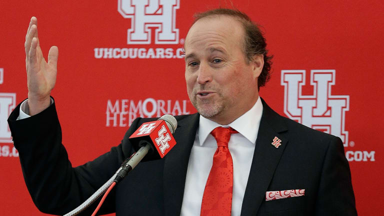 Dana Holgorsen Came Back to Houston to Be Himself on His Turf