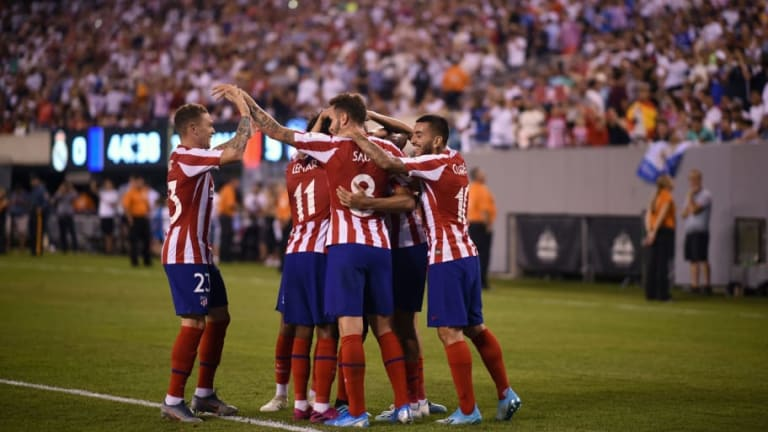 MLS All-Stars vs Atletico Madrid Preview: Where to Watch, Live Stream, Kick Off Time & Team News