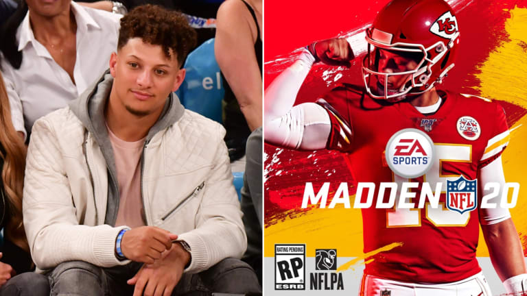 'Madden 20' Cover Model Patrick Mahomes Will Beat You at Video Games