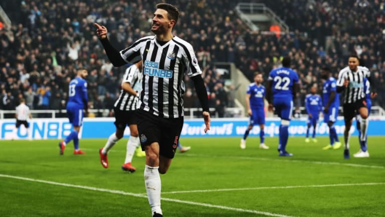 Arsenal & Tottenham Set Their Sights on Newcastle United Defender Fabian Schar