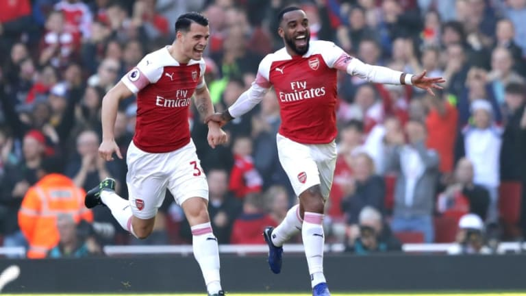 The Stat That Shows Alexandre Lacazette Can Become Arsenal's Next Generation-Defining Striker