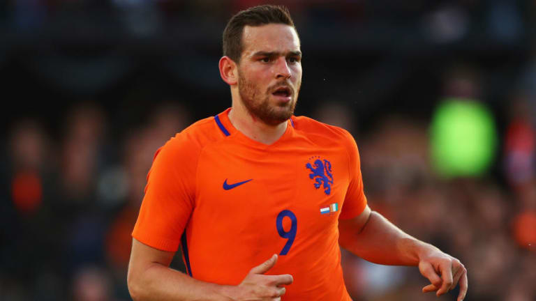 Vincent Janssen Spotted in Tottenham's Warm Weather Training Camp at Barcelona
