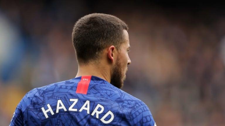 ¿Qué dorsal llevará Hazard el día de su presentación con el Real Madrid?