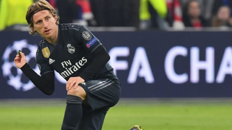 Las cuatro causas de la mala temporada del Real Madrid