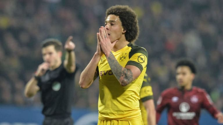 Nürnberg 0-0 Borussia Dortmund: Report, Ratings & Reaction as BVB's Poor Form Continues