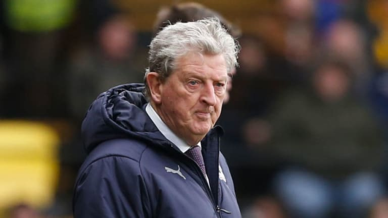 Roy Hodgson Bemoans 'Difficult' Conditions as Crystal Palace Exit FA Cup After Watford Defeat