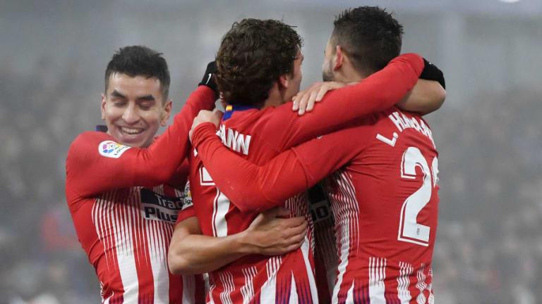El 1x1 de los jugadores colchoneros en el triunfo del Atlético de Madridante el Huesca
