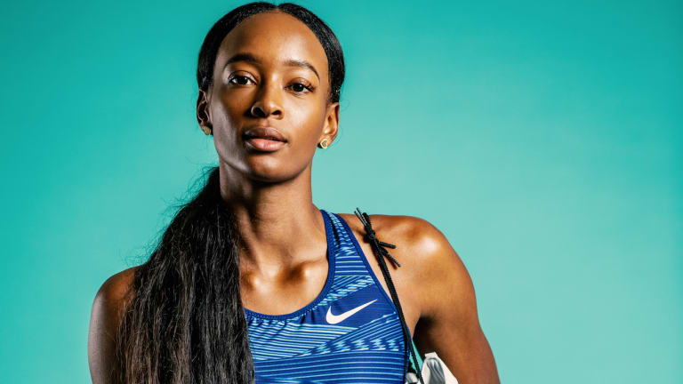 The Imperfect World Record: Examining Dalilah Muhammad's 400-Meter Hurdles Race