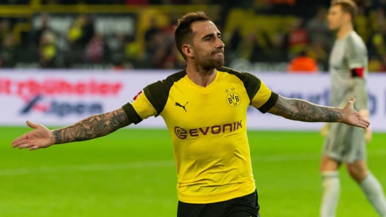 Paco Alcácer Reveals He Is 'Feeling Important Again' After Joining Borussia Dortmund