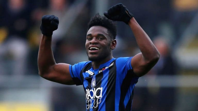 Duvan Zapata: 6 Things to Know About the West Ham Target