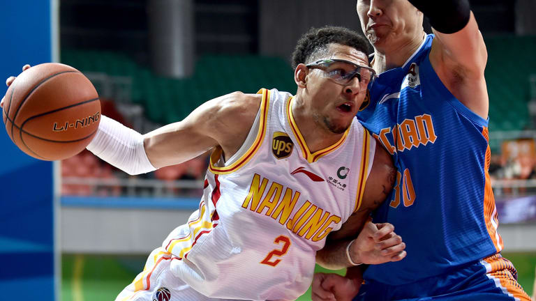 Out of the Darkness: Isaiah Austin Searches for Peace Without the NBA
