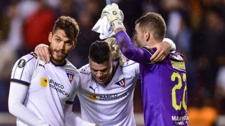 VIDEO | Liga de Quito clasificó a los octavos de final de la Libertadores con una goleada