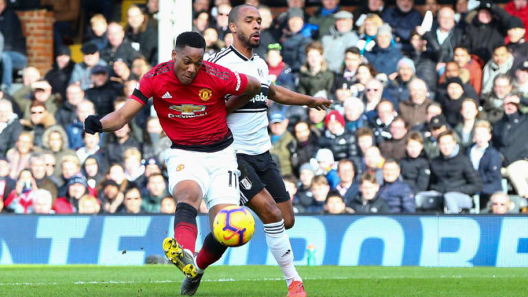 Fulham 0-3 Manchester United: Report, Ratings & Reaction as United Climb Back Into Top Four