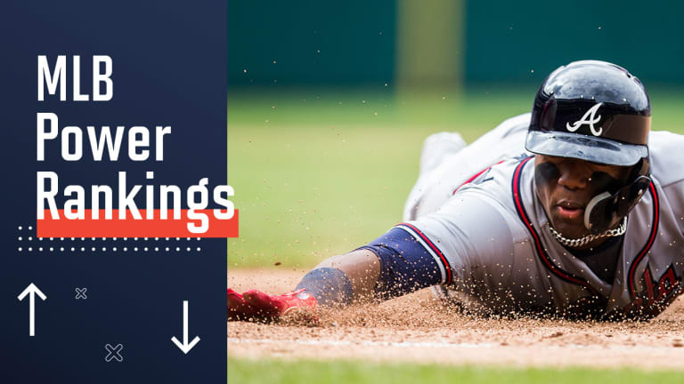MLB Power Rankings: Who's Still Stealing Bases in 2019?