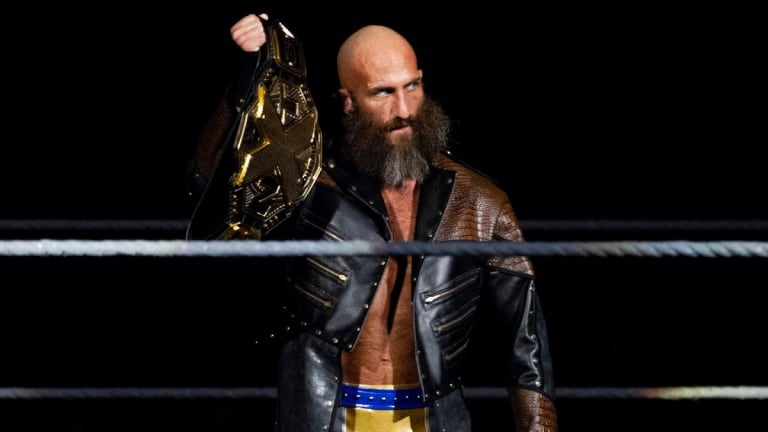 The Week in Wrestling: Tommaso Ciampa Has a Simple Goal on the Road Back From Injury