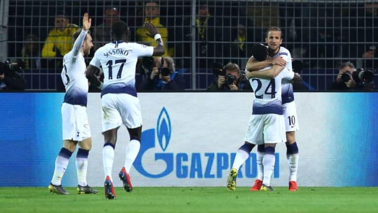 Borussia Dortmund 0-1 Tottenham (0-4 Agg): Report, Ratings & Reaction as Spurs Seal UCL Last 8 Spot