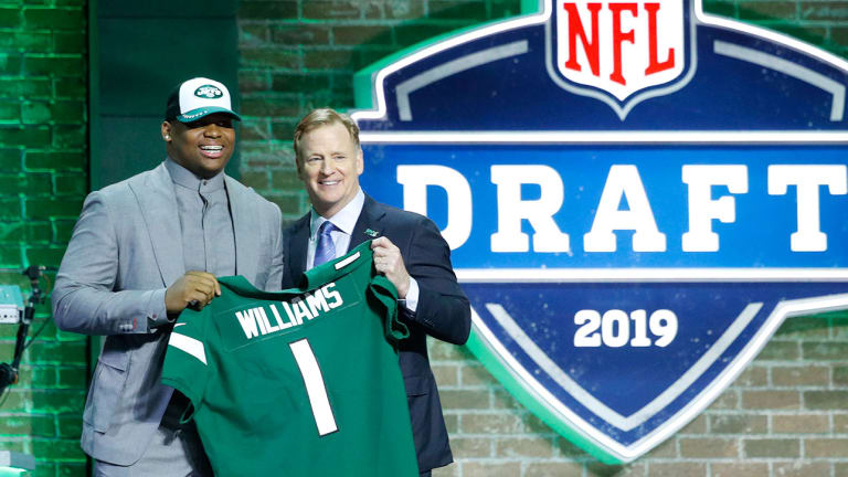 What Would the NFL Draft Look Like With a Lottery? | The MMQB NFL Podcast