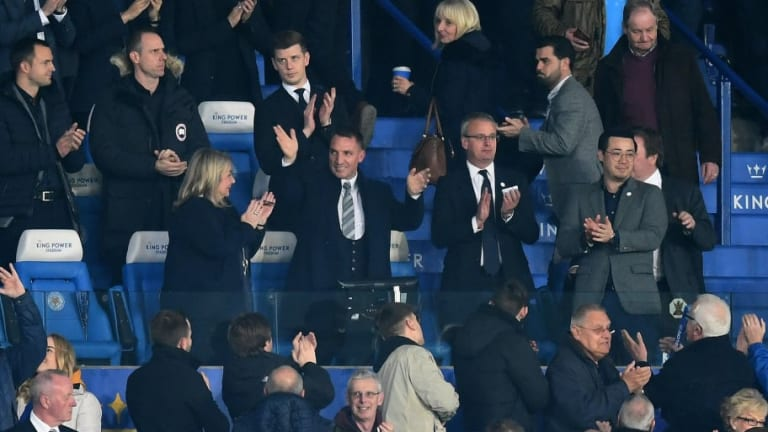 Brendan Rodgers Tells Leicester Squad 'Special Things Are on the Horizon' Following Brighton Win
