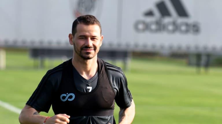 El nuevo proyecto de Rodrigo Mora, tras su retiro del fútbol profesional