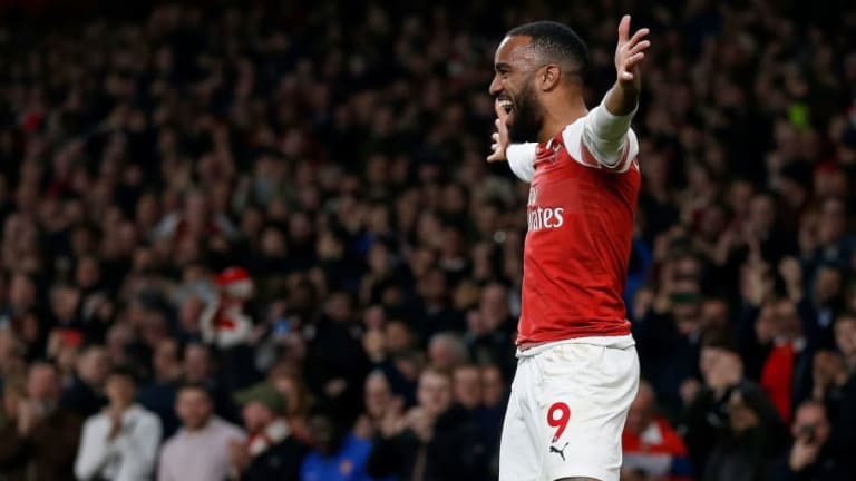 The Stat That Proves Arsenal are in the Driving Seat in Champions League Qualification Race