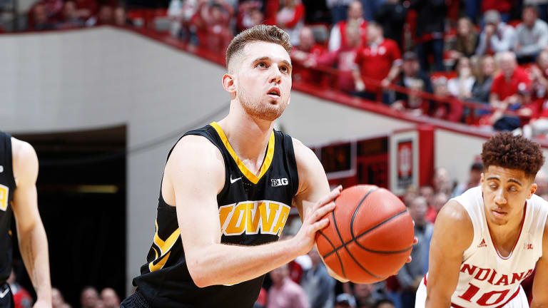 Iowa Guard Jordan Bohannon to Have Hip Surgery; 2019-20 Season in Jeopardy