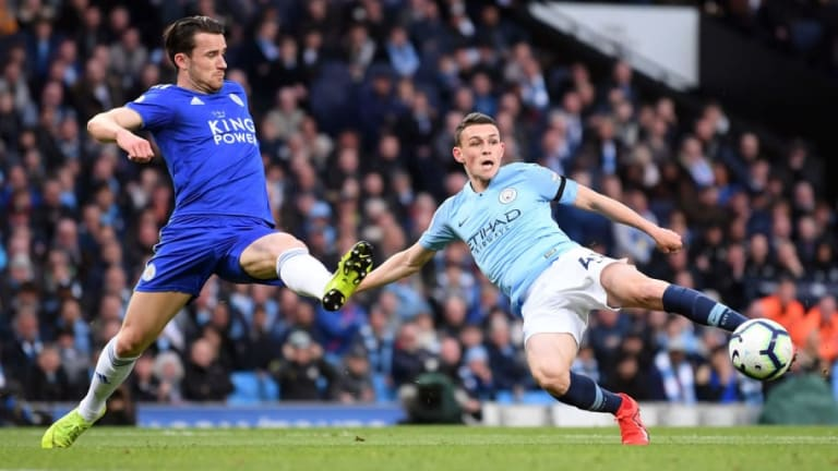 Ben Chilwell Reveals What Pep Guardiola Told Him After Leicester's 1-0 Loss to Manchester City