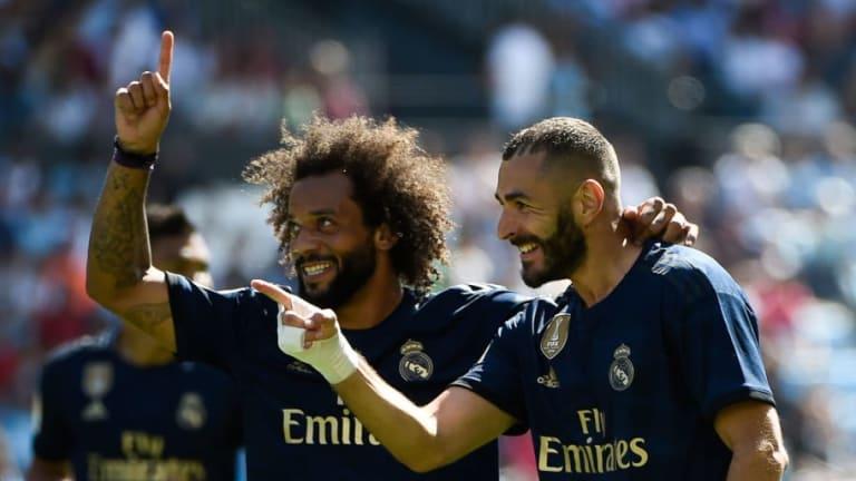 El 1x1 de los jugadores del Real Madrid en el triunfo ante el Celta de Vigo