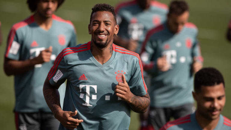Jerome Boateng & Franck Ribery Left Out of Bayern Munich Squad to Face Liverpool on Tuesday