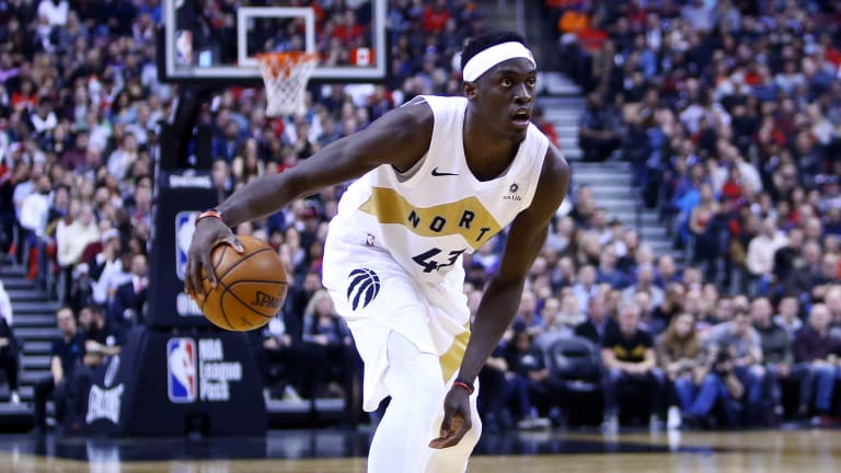 Pascal Siakam's Breakout Season and the Raptors' Playoff Path