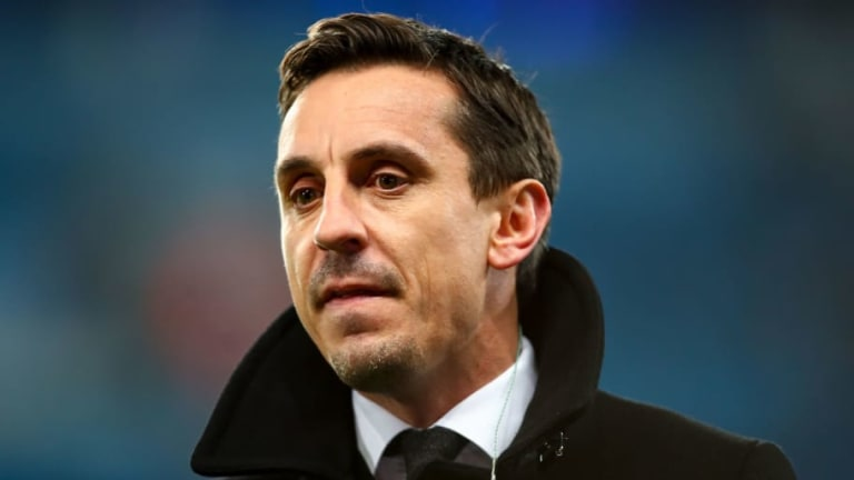 Gary Neville Theorises Why Some Manchester United Fans Want Liverpool to Win the Premier League
