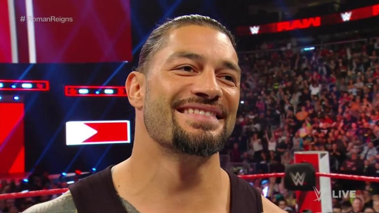 Roman Reigns Announces Return to Ring After Battle With Leukemia
