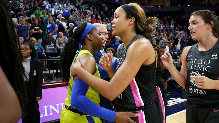 Five Storylines to Watch During the Last Week of the WNBA Regular Season