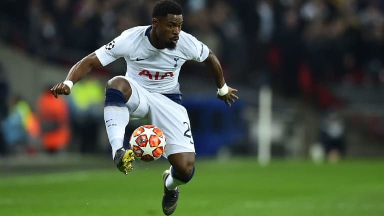 Serge Aurier Undergoes Hand Surgery as Tottenham Target Move for Young Monaco Defender