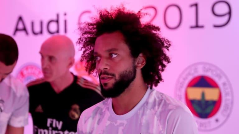 VÍDEO   El estrepitoso fallo de Marcelo que sirvió de asistencia a Kane