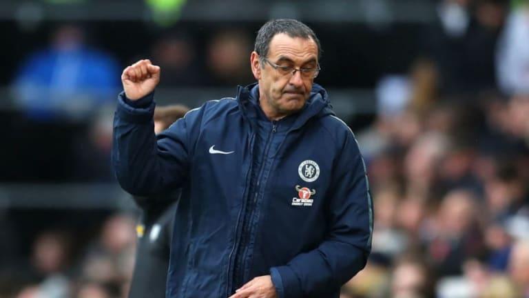 Maurizio Sarri Claims He's Planning for Next Season Despite Intense Speculation Over Chelsea Future