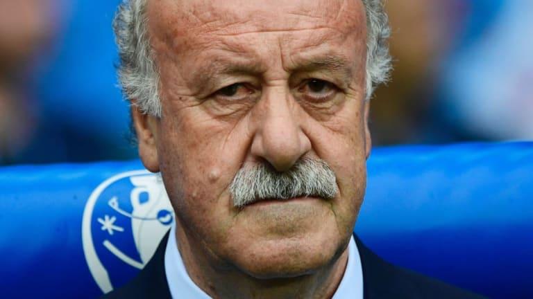 Del Bosque deja entrever que aún le guarda rencor a Florentino Pérez