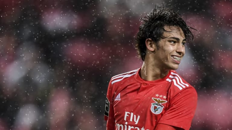 Benfica Wonerkid Joao Felix Insists 'Time Will Tell' Over Rumours Linking Him With Big Money Move