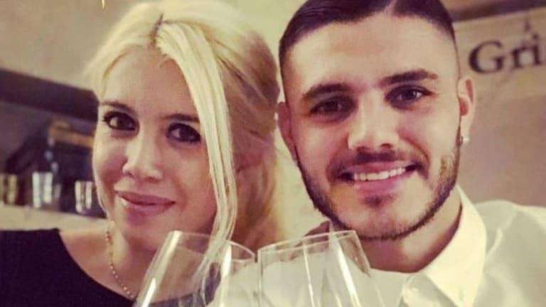 Rumores afirman que Mauro Icardi le habría pedido el divorcio a Wanda Nara