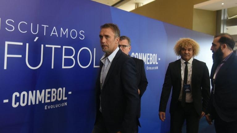 """La razón por la que Batistuta nunca firmó por el Real Madrid: """"Me iba a aburrir"""""""