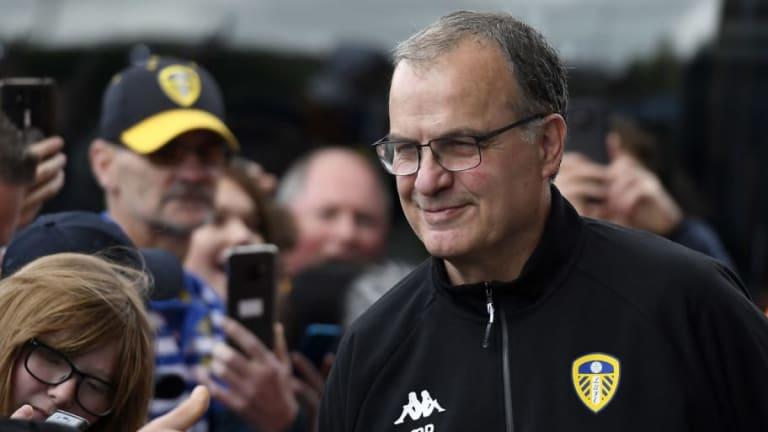 La emotiva carta a Bielsa de los aficionados del Leeds United