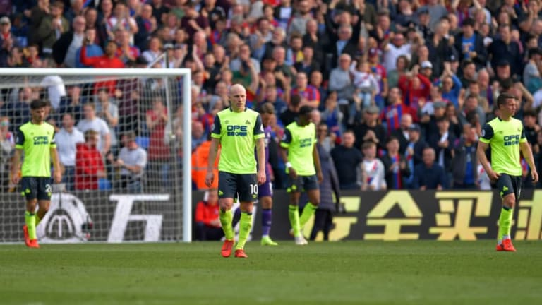 Huddersfield Town Relegated From the Premier League as Terriers Match Earliest Ever Demotion