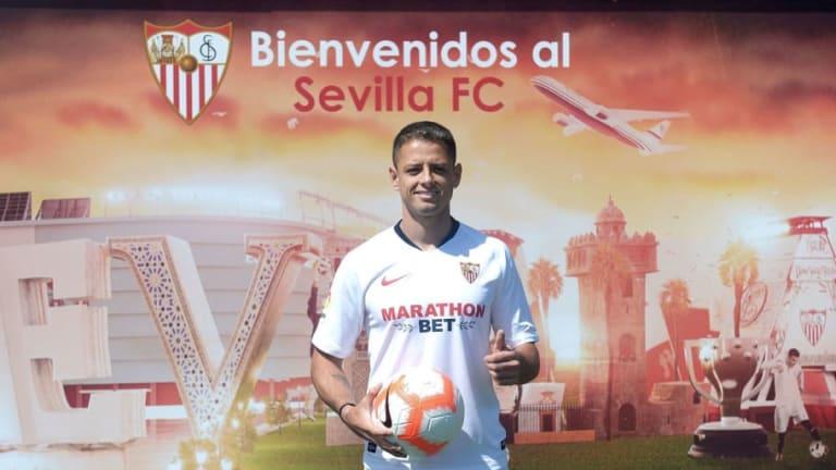 Lopetegui se rinde en elogios por Javier Hernández