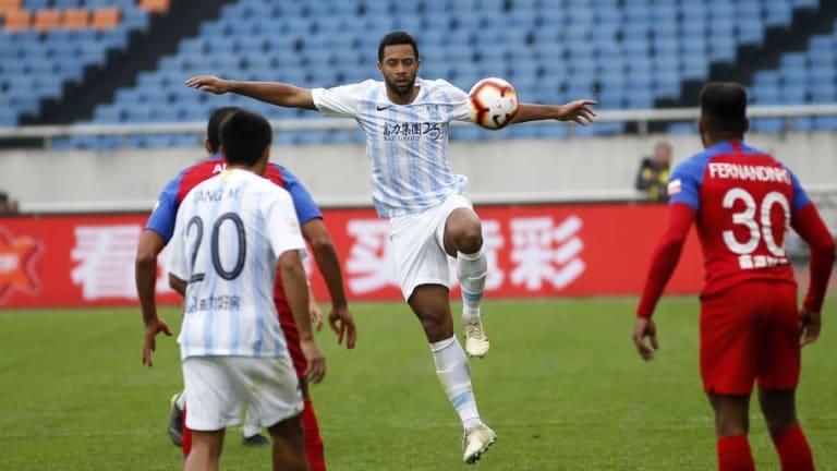 Mousa Dembele Has 'No Regrets' Over Joining Guangzhou R&F Despite Tottenham's Champions League Run