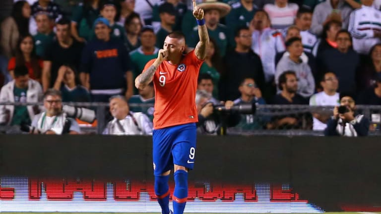 """Nico Castillo: """"México nos tiene ganas"""""""