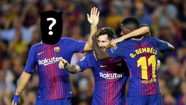 El nuevo objetivo del FC Barcelona para reforzar el ataque